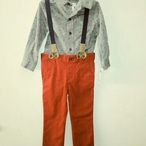 Cat and jack 2t outfit